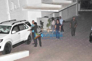 Chris Martin snapped with Bollywood celebs at Farhan Akhtar's new pad