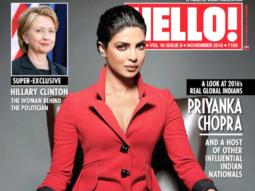Priyanka Chopra On the covers of Hello!