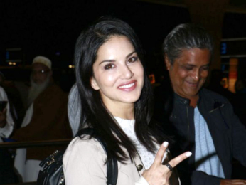 Jacqueline Fernandez and Sunny Leone snapped at the airport