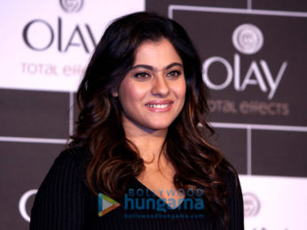 Kajol at the launch of Olay Total Effects in Mumbai