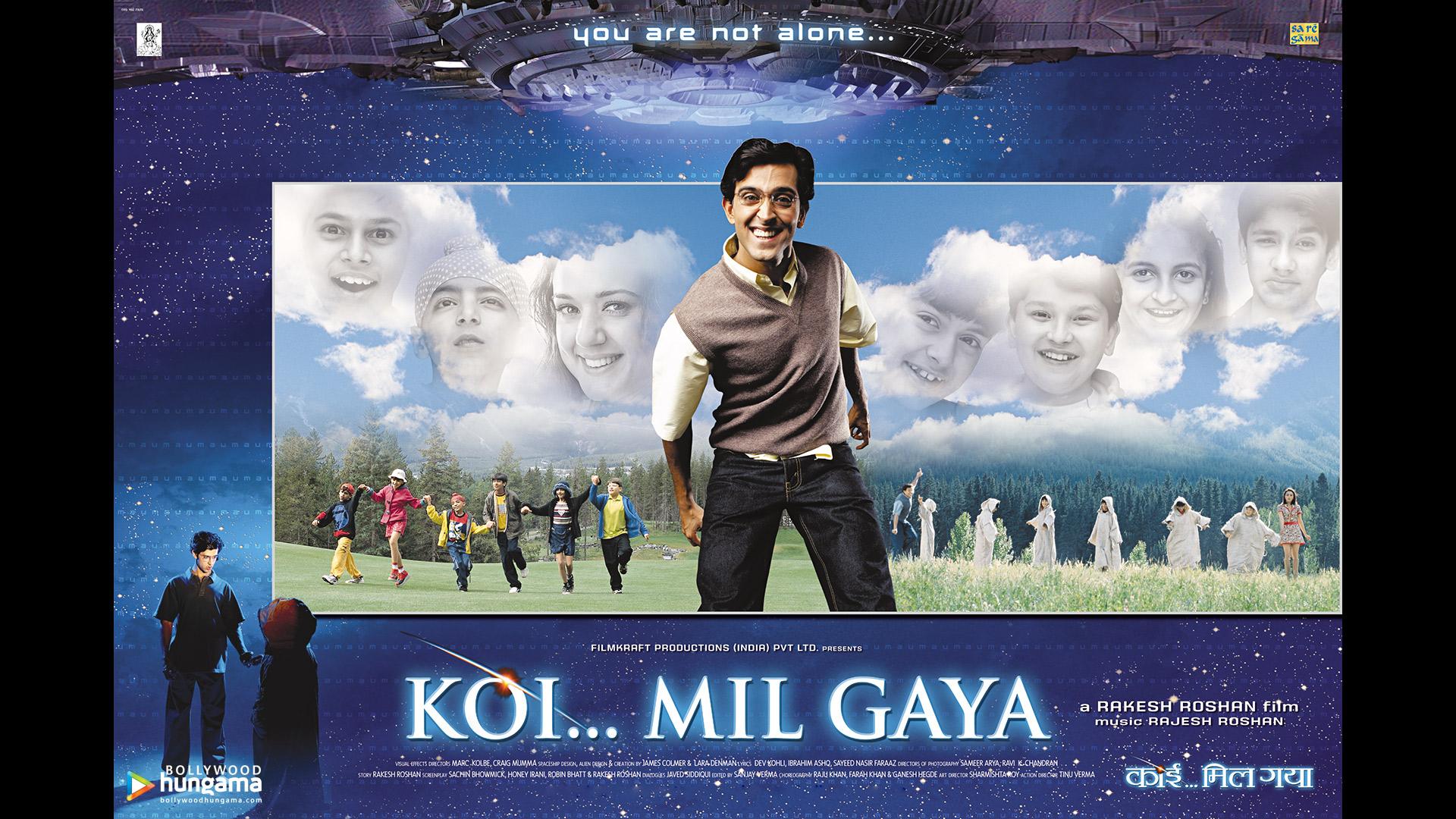 Koi mil gaya 2003 wallpapers koi mil gaya 13 bollywood for Koi mil gaya 2