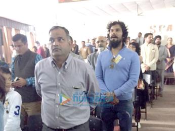 Randeep Hooda visits his school after 24 years