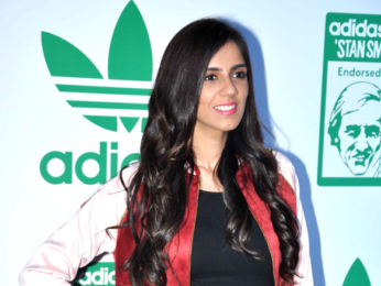 Ranveer Singh & Stan Smith were snapped during Adidas' 'Celebrating Originality' event