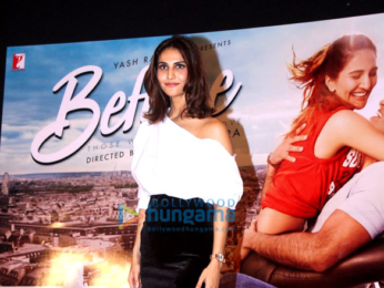 Ranveer Singh & Vaani Kapoor unveil new song 'You And Me' from 'Befikre'
