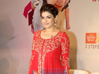 Raveena Tandon graces India's young masterminds initiative by Seven Seas Academy