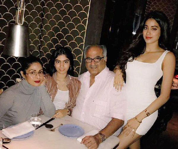 Check out: Sridevi's sweet birthday message for Boney Kapoor