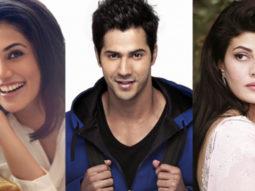 Varun Dhawan, Taapsee Pannu, Jacqueline Fernandez In 'Judwaa 2'