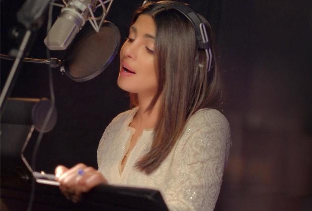 Check Out: Priyanka Chopra Records An Emotional Number