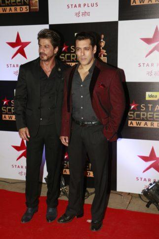 """Salman Khan Handsomeness Mein NUMBER ONE…"": Shah Rukh Khan"