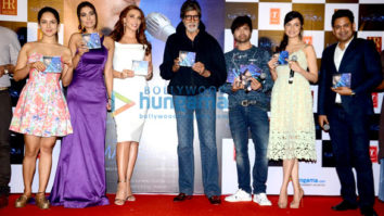 Amitabh Bachchan unveils Himesh Reshammiya & Lulia Vantur's album 'Aap Se Mausiiquii'