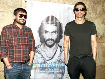 Arjun Rampal unveils the first look of his film 'Daddy'