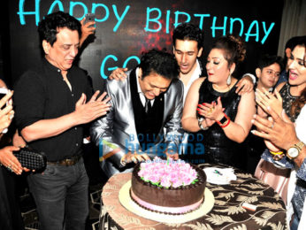 Celebs grace Govinda's birthday bash and launch of his film 'Aa Gaya Hero'