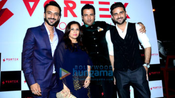 Celebs grace the launch of 'Vortex South' restaurant