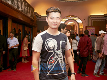 Celebs grace the reopening of Liberty Cinema