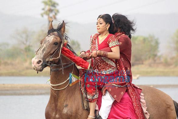 Movie Stills Of The Movie Chauhar