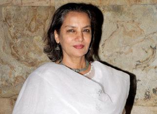 """I took an instant dislike to Anil Kapoor when I first set eyes on him"" - Shabana Azmi"