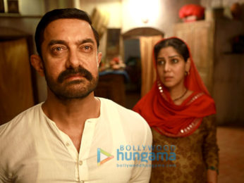 Movie Stills Of The Movie Dangal