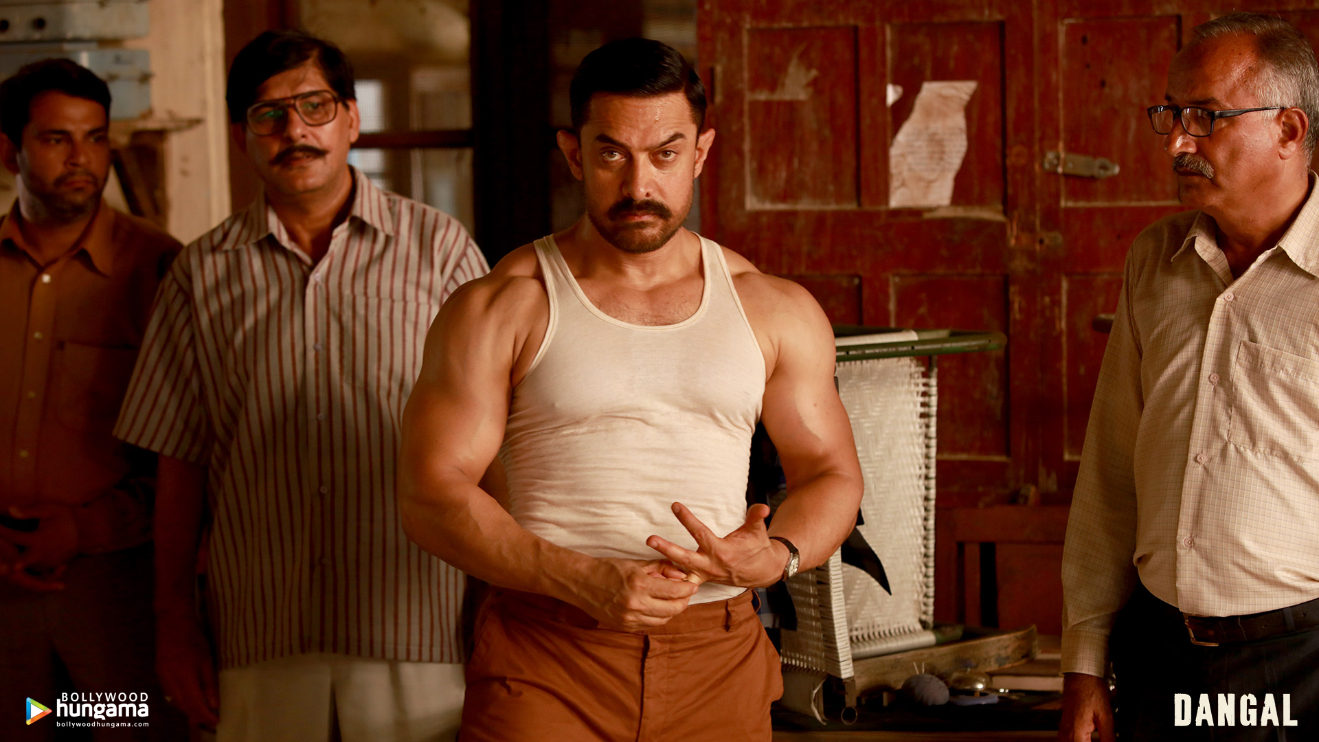 Photo : Aamir Khan Movie Dangal