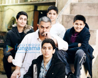 On The Sets Of The Movie Dangal