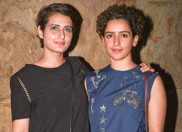 Fatima Sana Shaikh and Sanya Malhotra on why they were not AWESTRUCK by Aamir
