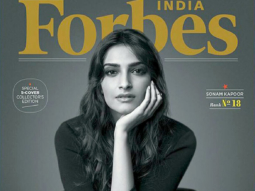Sonam Kapoor On The Cover Of Forbes