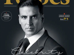 Akshay Kumar On The Cover Of Forbes, Jan 2017