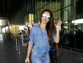 Hrithik Roshan, Alia Bhatt and Sonam Kapoor snapped at the airport
