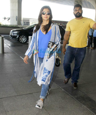 Hrithik Roshan, Alia Bhatt and Sonam Kapoor snapped at the airport