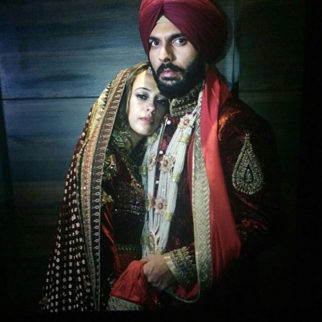 Inside Pics Yuvraj Singh and Hazel Keech's big fat desi wedding-4