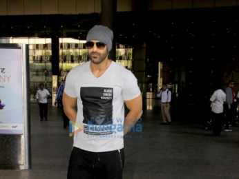 John Abraham, Saif Ali Khan and other celebs snapped at the airport