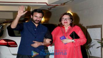 Kareena Kapoor Khan & Saif Ali Khan's Christmas bash