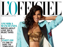 Anushka Manchanda On The Cover Of L'Officiel
