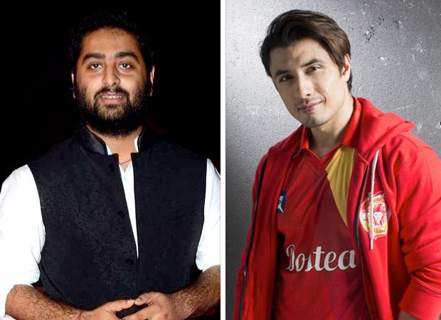 REVEALED Reason why Arijit Singh agreed to dub Ali Zafar's songs