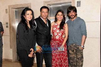 Shah Rukh Khan and other celebs grace Madhur Bhandarkar's house warming party