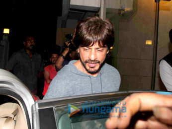 Shah Rukh Khan and other celebs grace Madhur Bhandarkar's house warming party