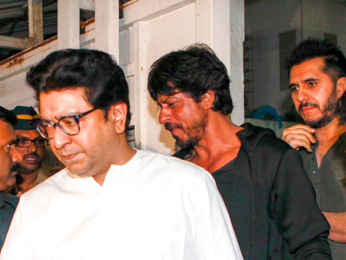 Shah Rukh Khan meets Raj Thackeray over Raees release