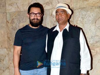 Sachin Tendulkar and the Phogat family grace the special screening of 'Dangal'
