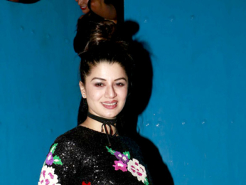 Shahid Kapoor and Pooja Hegde at GQ nights