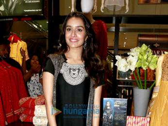 Shraddha Kapoor walks for 'Imara' by 'Shopper's Stop' at Viviana Mall, Thane
