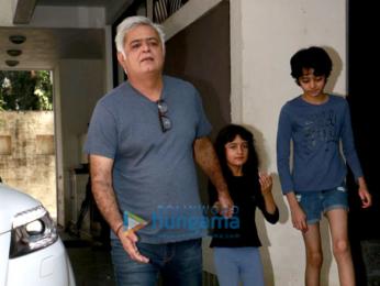 The Kapoors celebrate Christmas at Shashi Kapoor's bungalow