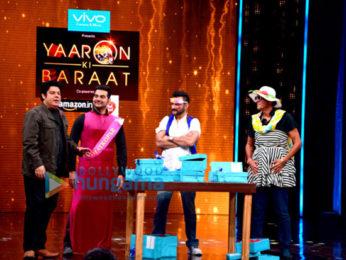 Hilarious: Arbaaz Khan becomes drag queen 'Miss Ghatkopar' on Yaaron Ki Baraat