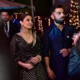 Virat Kohli and Anushka Sharma attend Yuvraj Singh and Hazel Keech's Goa wedding