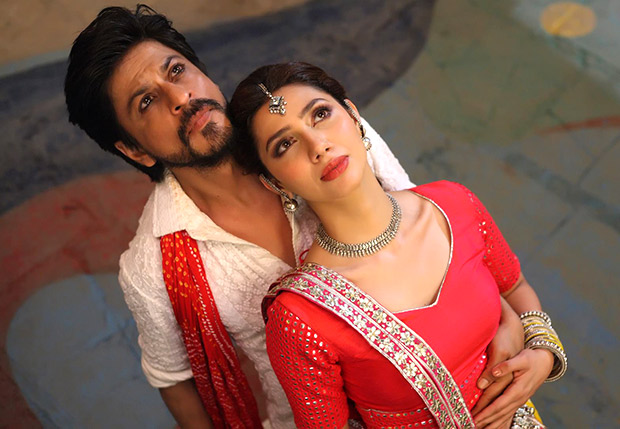 Check out Shah Rukh Khan and Mahira Khan's sizzling chemistry in 'Udi Udi' from Raees