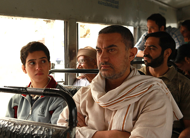 Aamir Khan's Dangal Day 34 in overseas