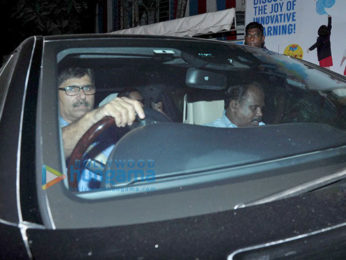 Aamir Khan snapped post spa session in Bandra