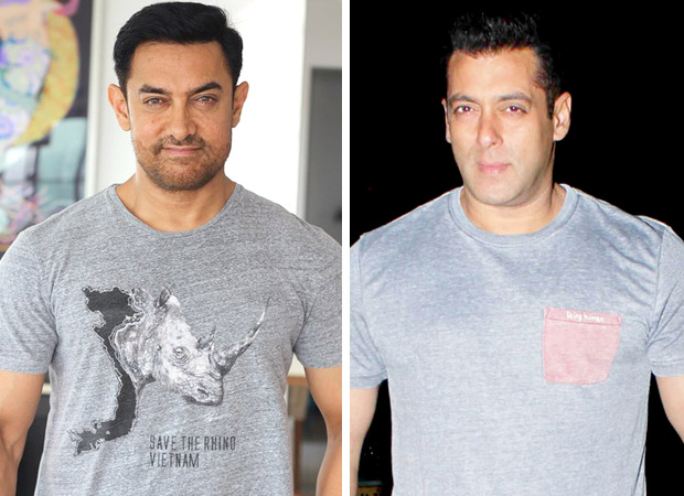 Aamir Khan gifts this year's Christmas to Salman Khan