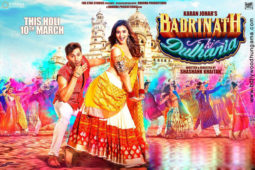 First Look From The Movie Badrinath Ki Dulhania