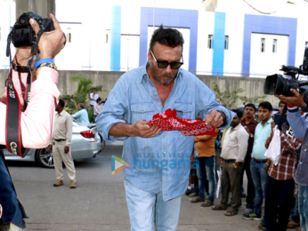 Celebs attend Om Puri's prayer meet