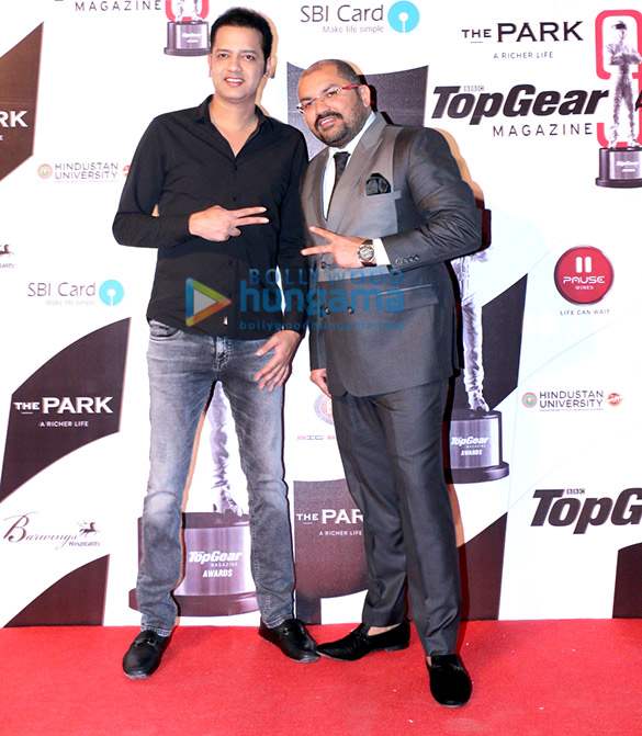 Celebs grace the 9th Edition of TopGear Magazine Awards