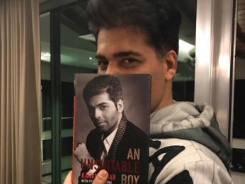 Check out Kareena Kapoor Khan and Saif Ali Khan celebrate the success of Karan Johar's biography